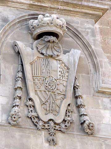 escudo borbones