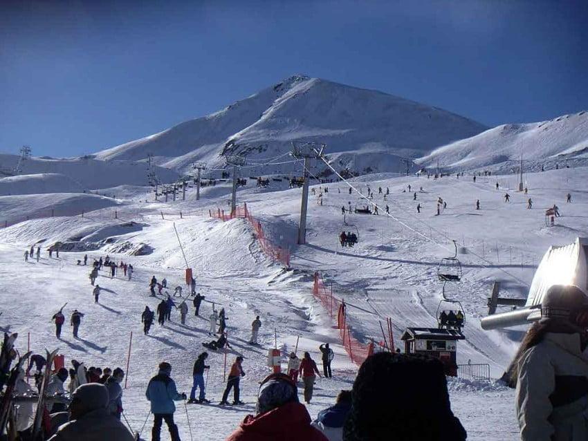 Estación de esquí de Boí Taüll Resort
