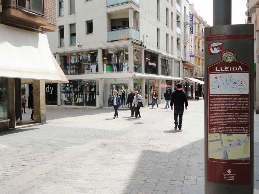 Centro comercial de Lleida