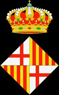 Escudo Barcelona ciudad