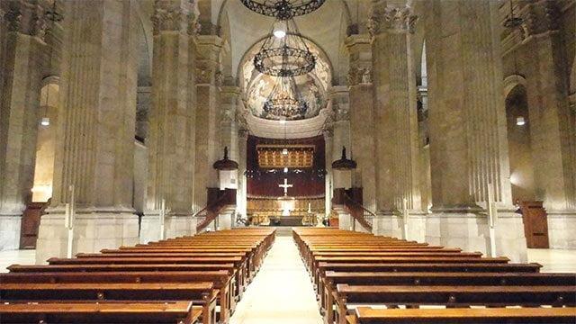 Interior Seu Nova de Lleida