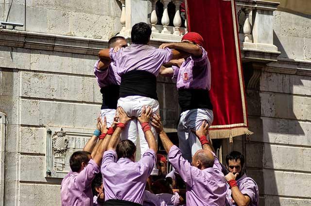 Colla Jove dels Xiquets de Tarragona