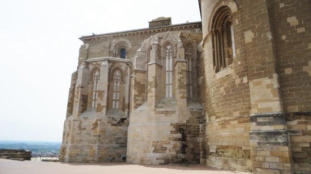 abside central seu lleida