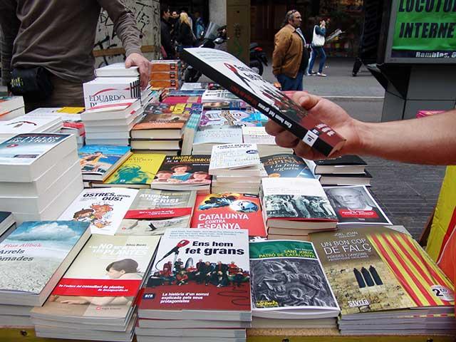 parada libros