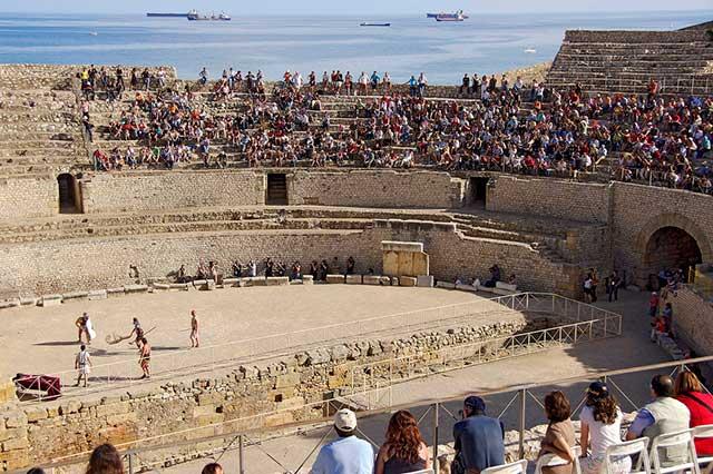 gladiadores tarragona